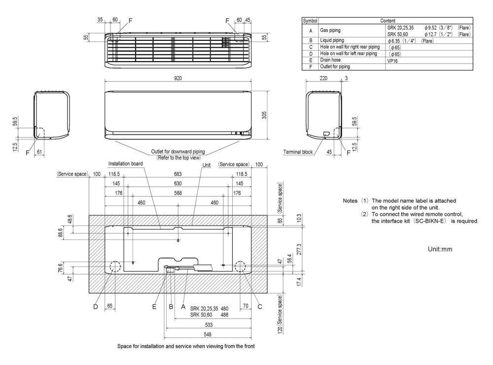 medium resolution of mitsubishi heavy industries air conditioning srk20zsx wall mounted inverter heat pump 2kw 9000btu a 240v
